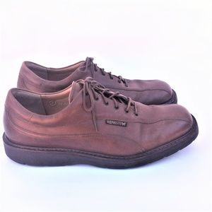 MEPHISTO Abel12.5M goodyear welt leather lace up